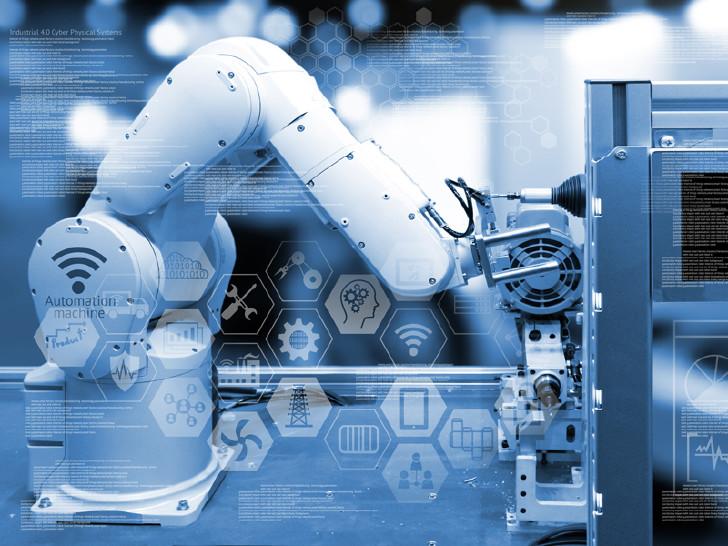 Roboterarm © zapp2photo